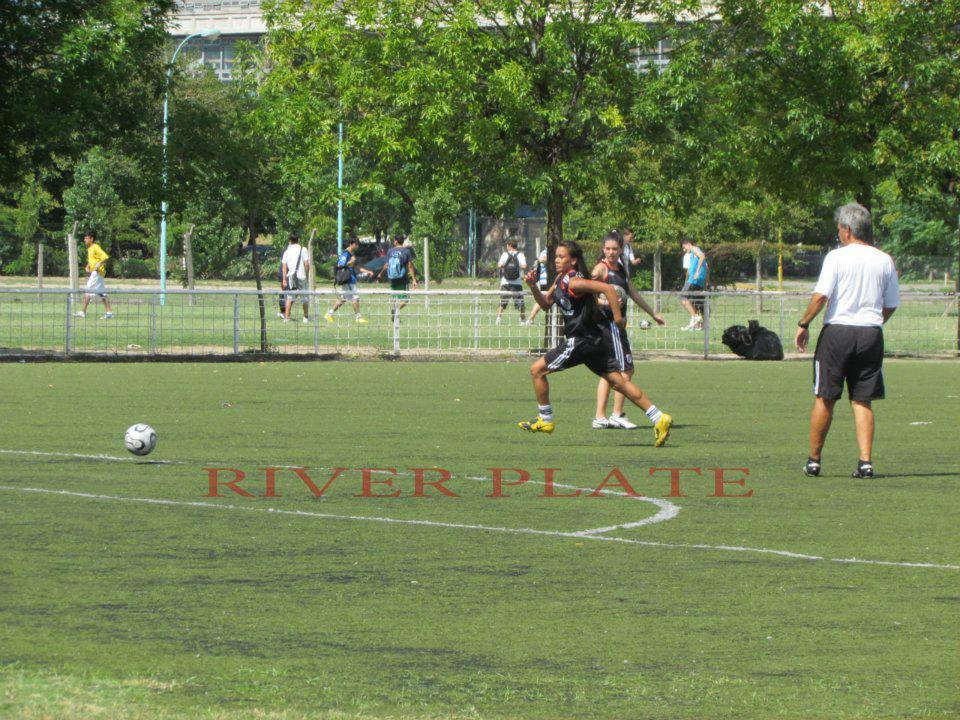 Entrevista a Carla Michaelis – River Plate –