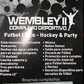 Wembley Complejo Deportivo