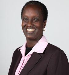 Lydia Nsekera será la primer mujer en integrar el Comité Ejecutivo de FIFA