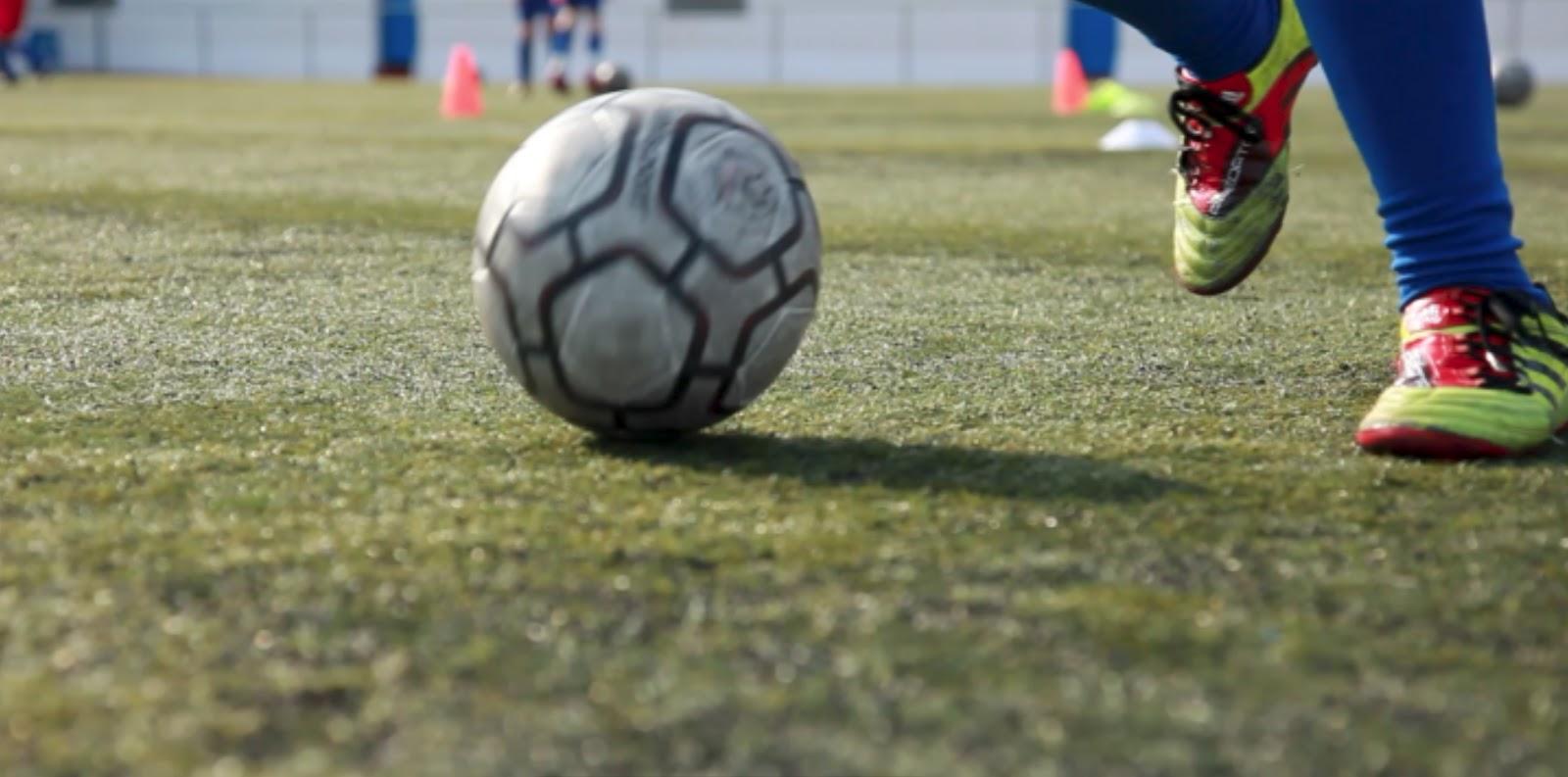 Entrenamiento de futbol SOLO PARA MUJERES