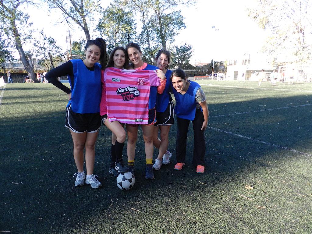 El equipo de la Patagonia