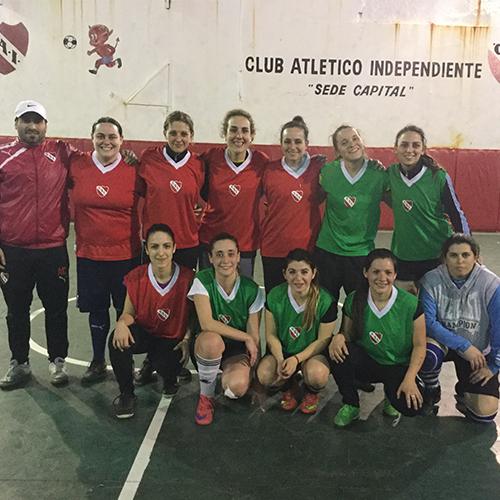 """""""El fútbol femenino es una fuerza que avanza"""""""