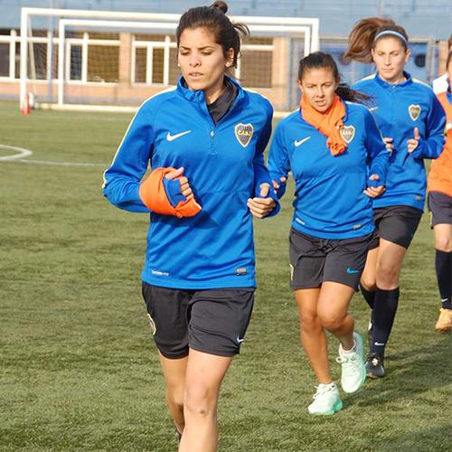 De Tandil a Buenos Aires por el fútbol femenino