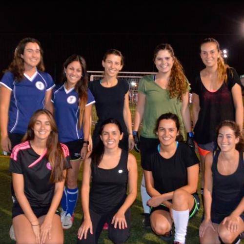 Fútbol Femenino amateur en Chile