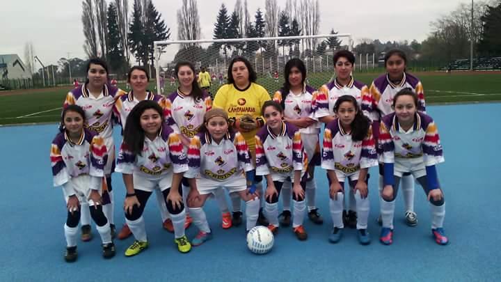 Fútbol femenino en Chile con Deportivo Unión Crucero
