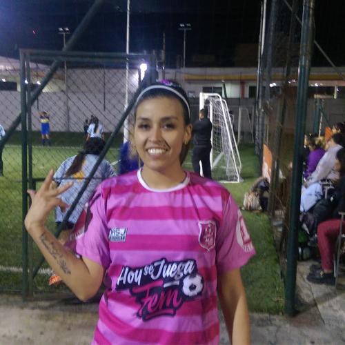 Jackita y su pasión por el fútbol amateur