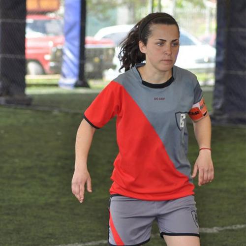 Historia de una DT de fútbol femenino