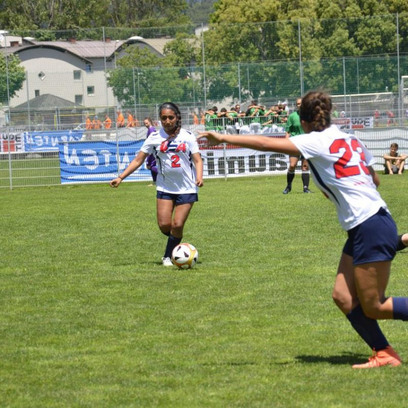 United World Games, fútbol amateur internacional