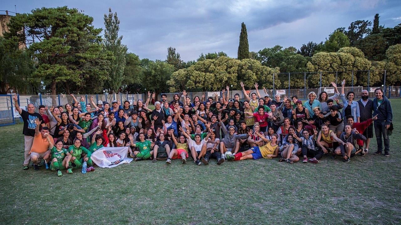 1º Festival Latinoamericano de Fútbol Femenino en Buenos Aires