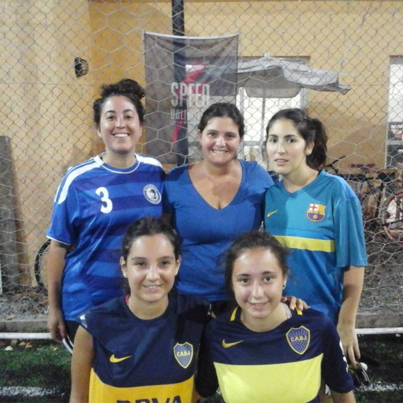 Torneo relámpago de fútbol femenino