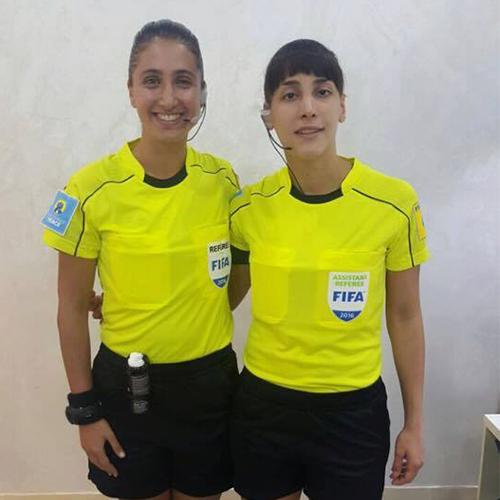 Daiana Milone: árbitro de Fútbol Femenino