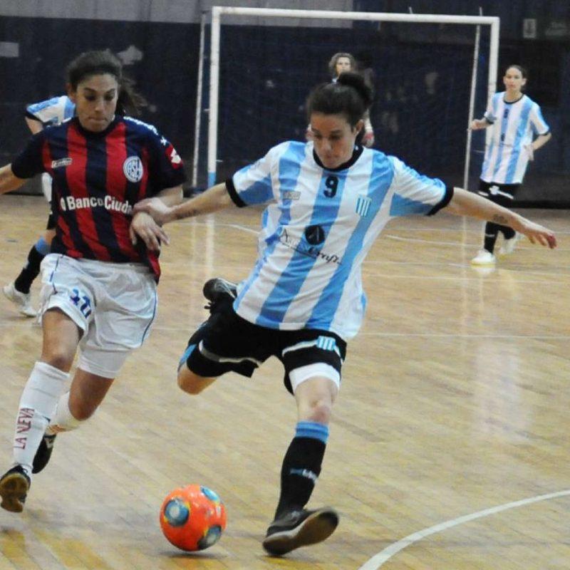 Enriqueta Tato habla del Fútbol Femenino