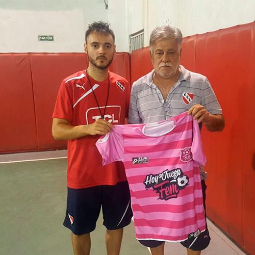 Futsal Femenino en el Club Atlético Independiente