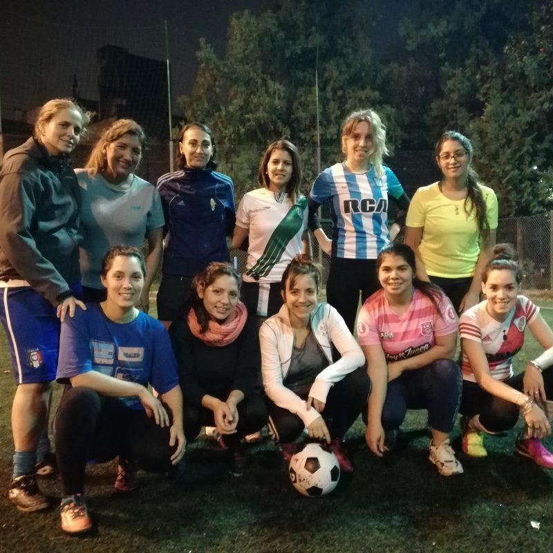 Puro Fútbol Femenino, hoy conocemos a 'Corran Yeguas'