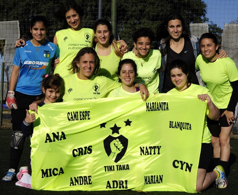 Futbol Femenino a la Final