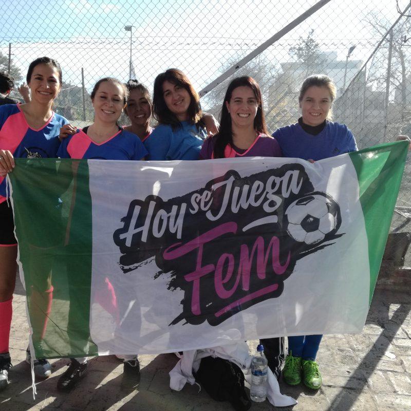Unicorns campeonas del Fútbol Femenino