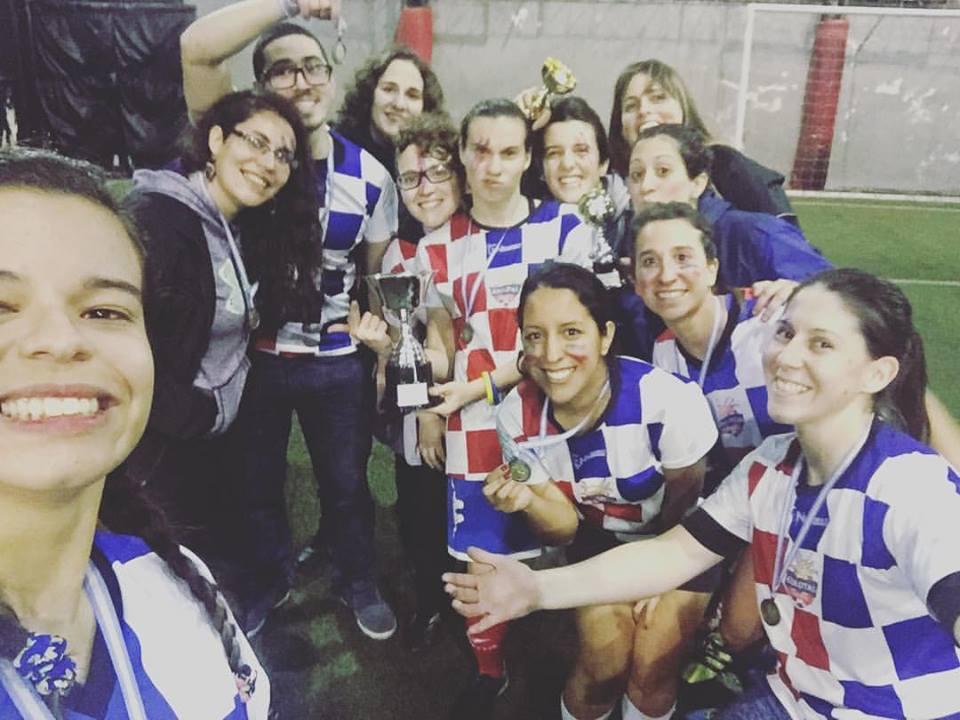 De Polonia a Argentina por el Fútbol Femenino