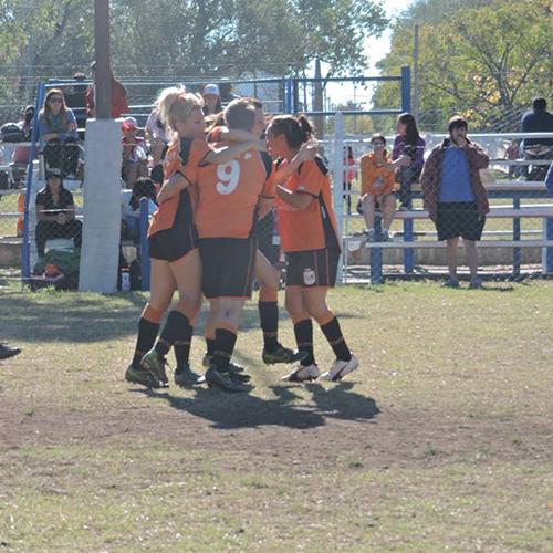 Futbol Femenino: ADIP