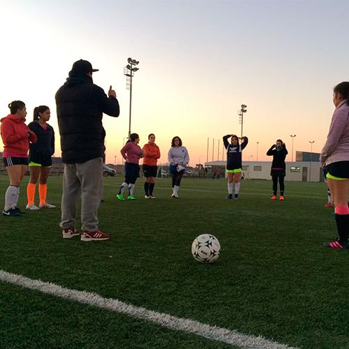 Atalanta FC: Escuela de Fútbol Femenino en Chile