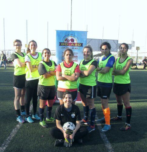 Futbol amateur en Córdoba: Golazo Femenino