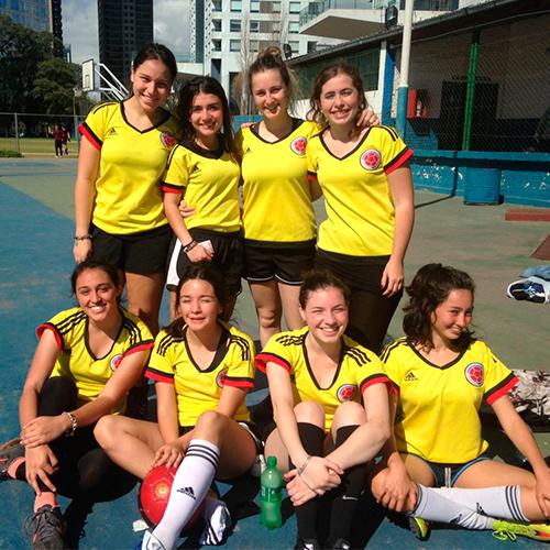 Fútbol Femenino con El Farca