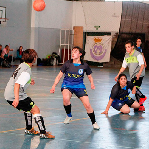 Liga municipal de Fútbol Femenino Bariloche
