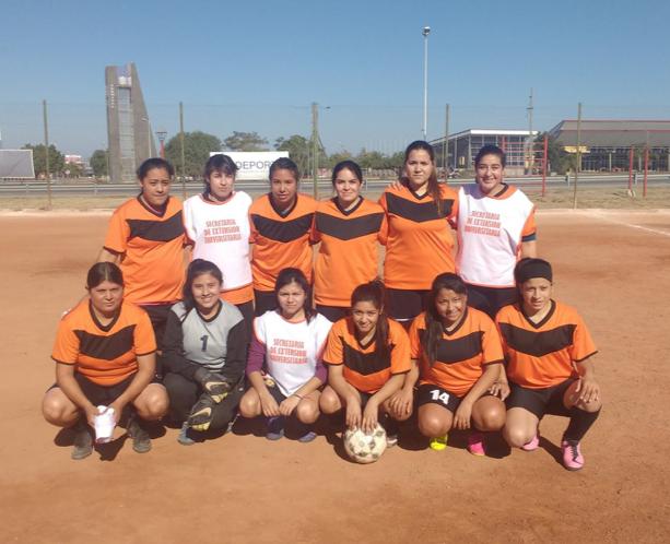 Fútbol Femenino en La Rioja