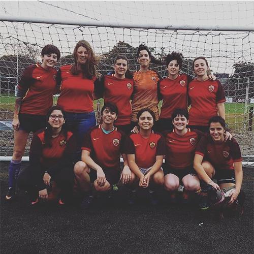 De la Facultad al Fútbol Femenino: Tortubas