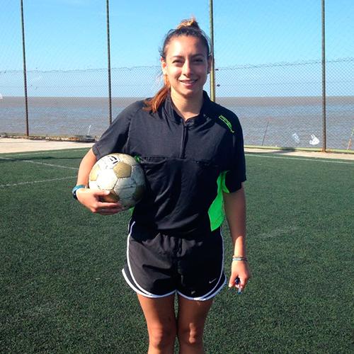 Arbitraje Femenino en el Fútbol Amateur