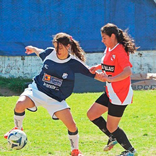 Goleadora de Fútbol Femenino: Sol Cardel