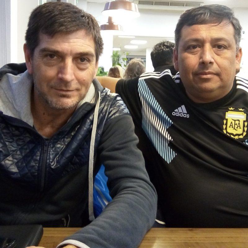 Leyton y Lucero, un dúo Platense y Campeón Nacional
