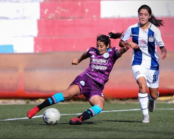 """Maira Aguirre: """"Ganarle la final a Talleres fue único y extraordinario"""""""